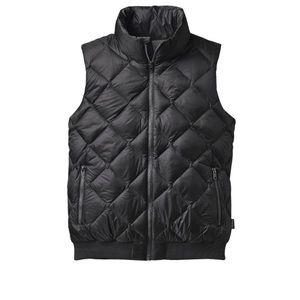 Patagonia  Black Prow Bomber Vest